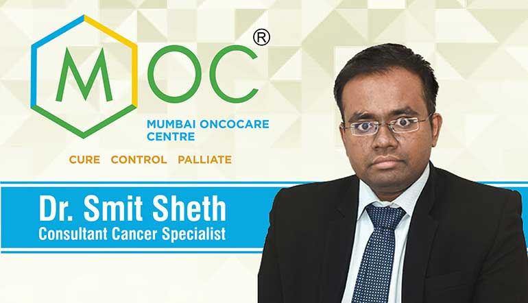Guidelines for Cancer Prevention- Dr. Smit Sheth, Cancer Specialist